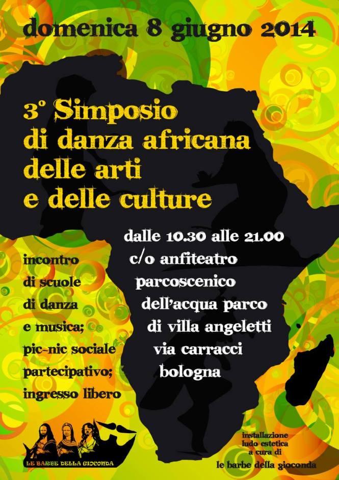 3 Simposio di danza e musica africana, delle arti e delle culture